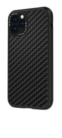 BLACKROCK ブラックロック iPhone 11 Pro 5.8インチ Robust Case Real Carbon Black 1090RRC02