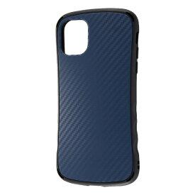 レイアウト rayout iPhone 11 6.1インチ 耐衝撃 Curve ゲーム/カーボンネイビー RT-P21SC5/CN
