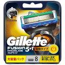 ジレット Gillette Gillette(ジレット) フュージョン 5+1 プログライド フレックスボール パワー 替刃 8個入 〔ひ…
