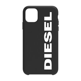 INCIPIO インシピオ iPhone 11 6.1インチ SOFT COMOLD CASE Black / White Logo DIPH-029-STBW