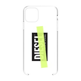 INCIPIO インシピオ iPhone 11 Pro Max 6.5インチ COMOLD CASE Clear / Yellow Slash DIPH-033-CLYET