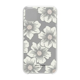 ケイト・スペード ニューヨーク kate spade new york iPhone 11 Pro Max 6.5インチ Hardshell HOLLYHOCK CR/blush/CG/CL KSIPH-132-HHCCS