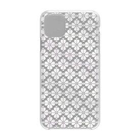 ケイト・スペード ニューヨーク kate spade new york iPhone 11 Pro Max 6.5インチ Hardshell SPADE FLOWER pearl foil/CG KSIPH-132-SFPRL