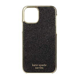 ケイト・スペード ニューヨーク kate spade new york iPhone 11 Pro 5.8インチ Inlay Wrap black munera KSIPH-139-BLKMN