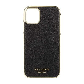 ケイト・スペード ニューヨーク kate spade new york iPhone 11 6.1インチ Inlay Wrap black munera KSIPH-140-BLKMN