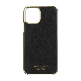 ケイト・スペード ニューヨーク kate spade new york iPhone 11 Pro 5.8インチ Inlay Wrap black pu KSIPH-139-BLKC