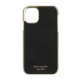 ケイト・スペード ニューヨーク kate spade new york iPhone 11 6.1インチ Inlay Wrap black pu KSIPH-140-BLKC