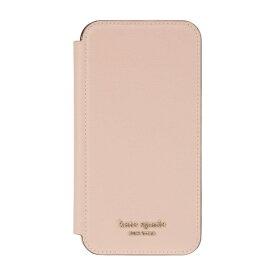ケイト・スペード ニューヨーク kate spade new york iPhone 11 6.1インチ Inlay Folio pale vellum pu KSIPH-143-PLVM