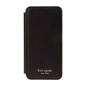 ケイト・スペード ニューヨーク kate spade new york iPhone 11 Pro Max 6.5インチ Inlay Folio black pu KSIPH-144-BLK