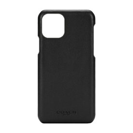 INCIPIO インシピオ iPhone 11 Pro 5.8インチ コーチ Coach LEATHER SLIM WRAP ケース MIDNIGHT BLACK CIPH-004-BLK