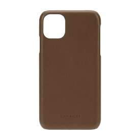 INCIPIO インシピオ iPhone 11 6.1インチ コーチ Coach LEATHER SLIM WRAP ケース SADDLE CIPH-005-SDDL