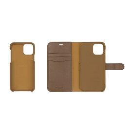 INCIPIO インシピオ iPhone 11 Pro 5.8インチ コーチ Coach WALLET ケース SADDLE Leather Folio CIPH-007-SDDL