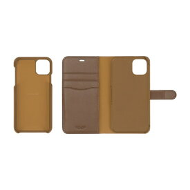 INCIPIO インシピオ iPhone 11 Pro Max 6.5インチ コーチ Coach WALLET ケース SADDLE Leather Folio CIPH-009-SDDL