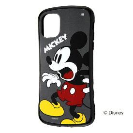 レイアウト rayout iPhone 11 6.1インチ ディズニー/耐衝撃 Curve/ミッキー RT-DP21SC4/MK