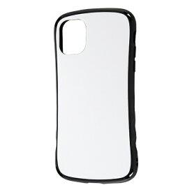 レイアウト rayout iPhone 11 6.1インチ 耐衝撃 Curve マット/ホワイト RT-P21SC4M/W