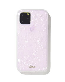 Sonix ソニックス iPhone 11 Pro 5.8インチ Clear Coat Pink Pearl Tort 290-0276-0011