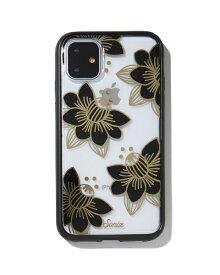 Sonix ソニックス iPhone 11 6.1インチ Clear Coat Desert Lily (Black) 292-0278-0011