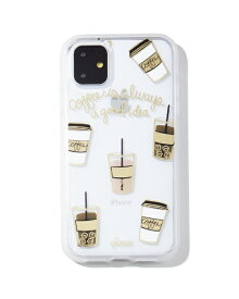 Sonix ソニックス iPhone 11 6.1インチ Clear Coat Coffee 292-0285-0011