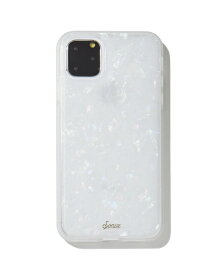 Sonix ソニックス iPhone 11 Pro Max 6.5インチ Clear Coat Pearl Tort 294-0240-0011