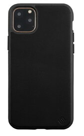 AEGIS iPhone 11 Pro Max 6.5インチ ECO LEATHER/ECO BACK SHELL CASE/Black UUIPFFHS12