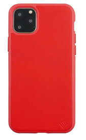 AEGIS iPhone 11 Pro Max 6.5インチ ECO LEATHER/ECO BACK SHELL CASE/Red UUIPFFHS14