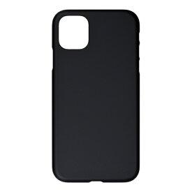 パワーサポート POWER SUPPORT Air Jacket for iPhone 11 6.1インチ Rubber Black PSSK-72
