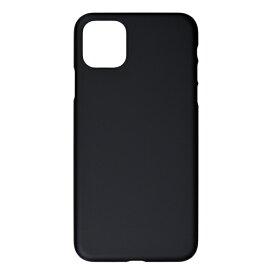 パワーサポート POWER SUPPORT Air Jacket for iPhone 11 Pro Max 6.5インチRubber Black PSSC-72