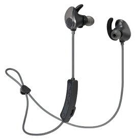 オーディオテクニカ audio-technica ブルートゥースイヤホン ブラック ATH-SPORT90BT BK [リモコン・マイク対応 /ワイヤレス(左右コード) /Bluetooth][ATHSPORT90BTBK]
