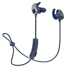 オーディオテクニカ audio-technica ブルートゥースイヤホン ゴールドネイビ ATH-SPORT90BT GNV [リモコン・マイク対応 /ワイヤレス(左右コード) /Bluetooth][ATHSPORT90BTGNV]