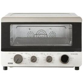 テスコム TESCOM TSF601-C 低温コンベクションオーブン コンフォートベージュ[トースター 4枚][TSF601C]