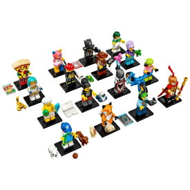レゴジャパン LEGO LEGO(レゴ) 71025 ミニフィギュア シリーズ19【BOX】