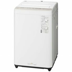 パナソニック Panasonic NA-F50B13-N 全自動洗濯機 Fシリーズ シャンパン [洗濯5.0kg /乾燥機能無 /上開き][洗濯機 5kg NAF50B13_N]