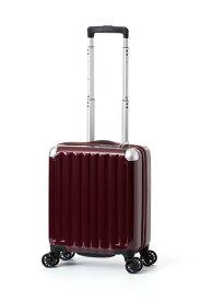 A.L.I アジア・ラゲージ スーツケース ハードキャリー 22L カーボンワイン ALI-6008-14 [TSAロック搭載]