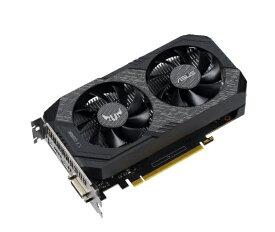 ASUS エイスース グラフィックボード TUFシリーズ TUF-GTX1650-O4G-GAMING [4GB /GeForce GTXシリーズ][TUFGTX1650O4GG]