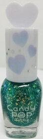 フォレストビューティーラボ CandyPopmake(キャンディーポップメイク)グリッターマニキュアGR1