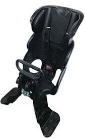 ブリヂストン BRIDGESTONE フロントチャイルドシート ルラビーDX(ブラック×ブラック) FCS-LD2