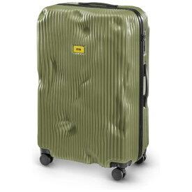 クラッシュバゲージ CRASH BAGGAGE スーツケース L100L ストライプコレクション OLIVE CB153-05 [TSAロック搭載]
