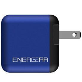 GOPPA ゴッパ 手のひらサイズ 最大出力3.0A 15W USB Type-C急速充電器 ブルー GP-ACC3ARK/A