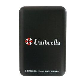 テラ バイオハザード モバイルバッテリー5000 アンブレラ社 Umbrella SC5-BHUM-BK [5000mAh /2ポート /充電タイプ]