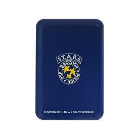 テラ バイオハザード モバイルバッテリー5000 スターズ S.T.A.R.S. SC5-BHST-WH [5000mAh /2ポート /充電タイプ]