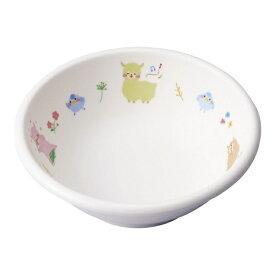 台和 Daiwa メラミン お子様食器「アルパカーナ」 丸小鉢 白 KD-201-ALW <RAR1301>[RAR1301]