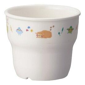 台和 Daiwa メラミン お子様食器「アルパカーナ」 カップ 白 MC-75-ALW <RAR1501>[RAR1501]