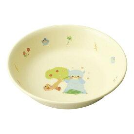 台和 Daiwa メラミン お子様食器「アルパカーナ」 主菜深皿 イエロー MC-50-ALY <RAR1701>[RAR1701]