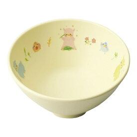 台和 Daiwa メラミン お子様食器「アルパカーナ」 茶碗ミニ イエロー YH-570-ALY <RAR2101>[RAR2101]