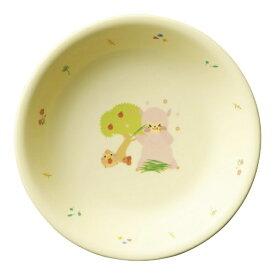 台和 Daiwa メラミン お子様食器「アルパカーナ」 小皿 イエロー MC-52-ALY <RAR2201>[RAR2201]