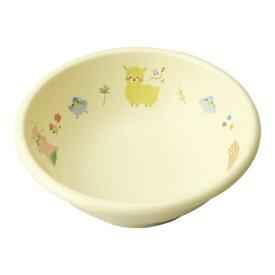 台和 Daiwa メラミン お子様食器「アルパカーナ」 丸小鉢 イエロー KD-201-ALY <RAR2301>[RAR2301]