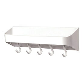 アスベル ASVEL ラックス マグネットタイプ洗剤ラック&フック 5865 <VRX1001>[VRX1001]