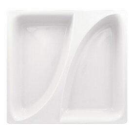 ラックポーセレン RAK PORCELAIN ラック ガストロノームパン 2/3サイズ仕切付 <NMY1303>[NMY1303]