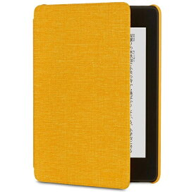 Amazon アマゾン Amazon Kindle Paperwhite (第10世代) 用 ファブリックカバー B079GHVZ5K カナリアイエロー