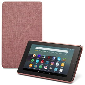 Amazon アマゾン Amazon純正 Fire7 タブレット (第9世代) カバー B07KD1SX1S プラム